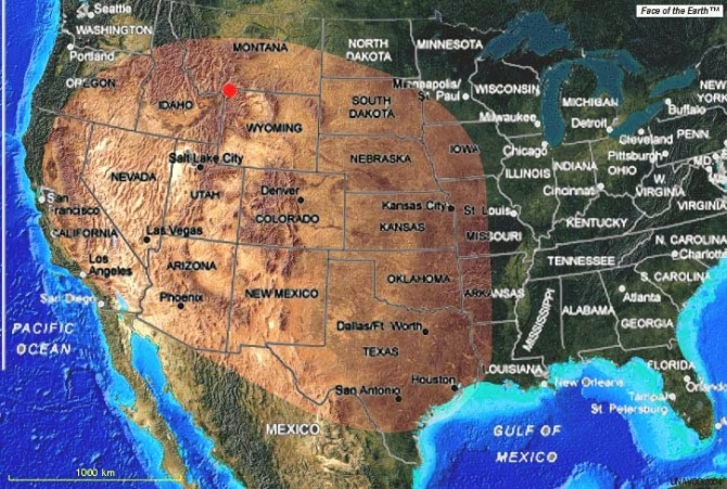 Yellowstone supervolcano on verge of eruption; USGS suppressing information 54c6f-yellowstone_eruption_ash_deposit